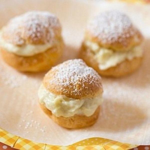 4 bước cơ bản trong cách làm bánh Su Kem Nhật Bản đúng chuẩn vị