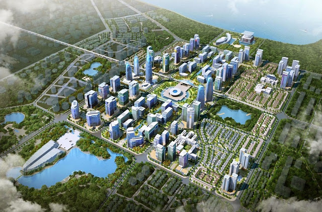 Khu đô thị Hồ Tây mới