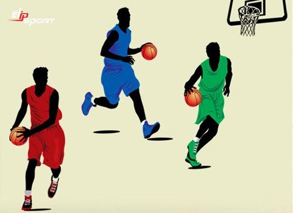Chơi bóng rổ giúp tăng chiều cao