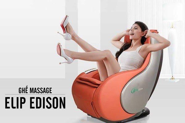 Phòng tránh bệnh tật với ghế massage