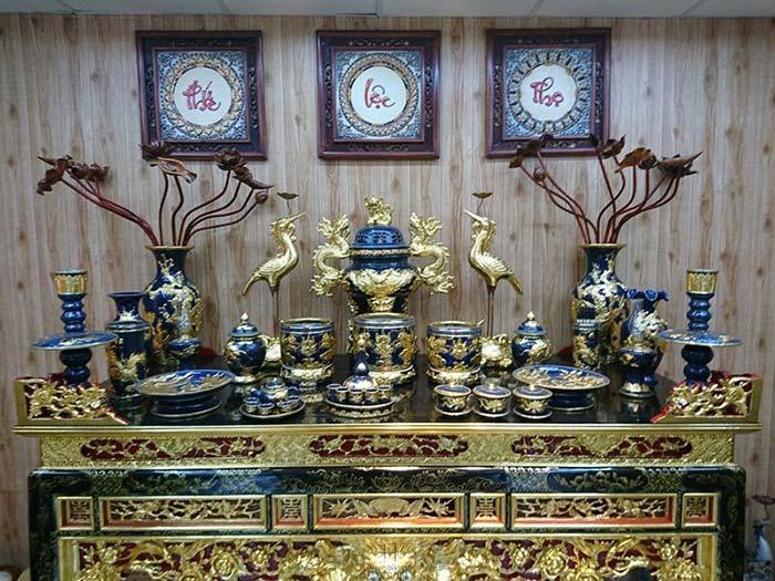 chuyển bàn thờ sang vị trí mới trong nhà