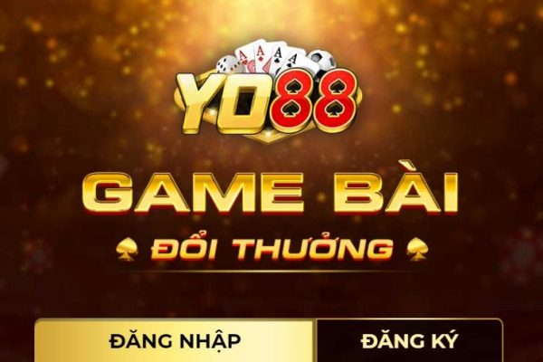 Game bài Yo88 đổi thưởng