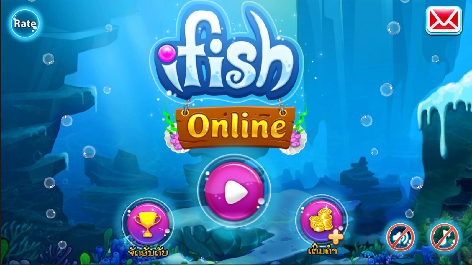 Ifish bắn cá đổi thưởng siêu hấp dẫn