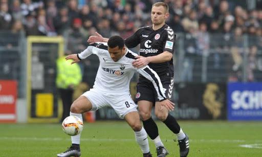 Nhận định trận đấu giữa Sandhausen và ST.Pauli