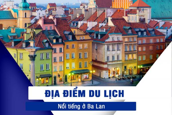 Địa điểm tham quan, du lịch tại Ba Lan