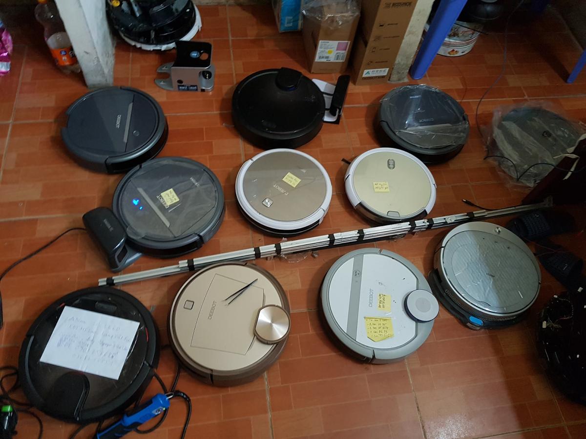 Trung tâm sửa chữa Robothutbui cung cấp dịch vụ sửa robot giá rẻ, chuyên nghiệp nhất tại Hà Nội