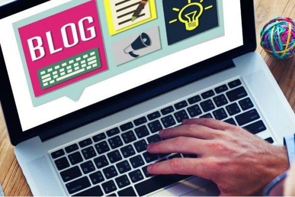 Tạo blog là một trong những kỹ thuật SEO Offpage