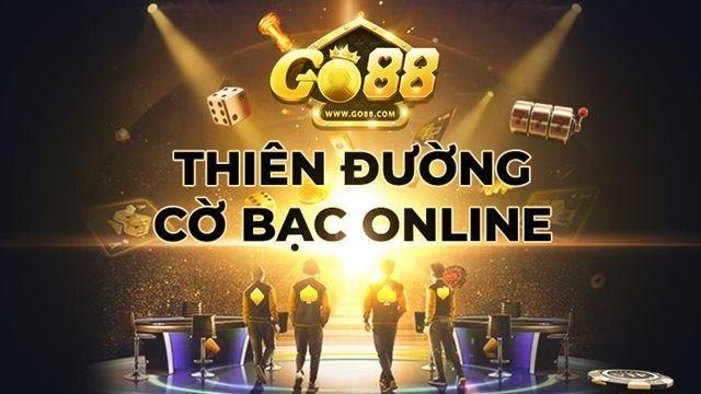 Go88 - Thiên đường cờ bạc trực tuyến