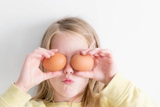 Con số liên kết ý nghĩa mơ gà đẻ trứng