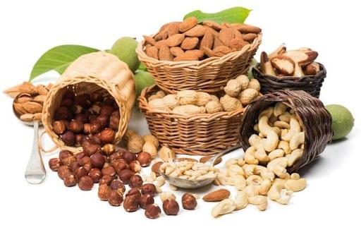 Omega 6 có trong thực phẩm nào?